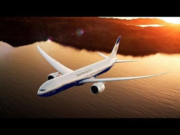 Для самых богатых людей планеты: как устроен новый бизнес-джет от Boeing?