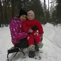 Анкета Ольга Силантьева