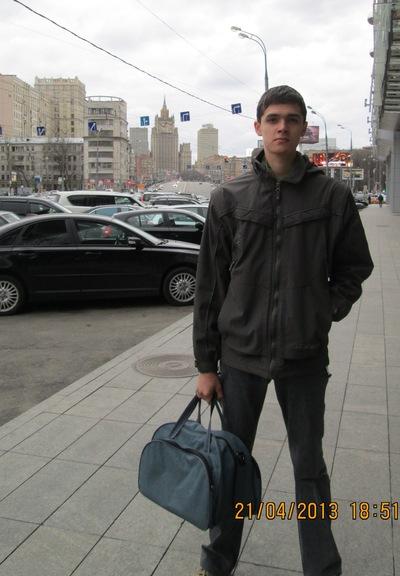 Иван Лёскин, 22 июля 1998, Чебоксары, id105818049