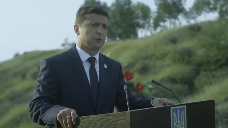 Порошенко покинул нас Зеленский провел пох ороны Порошенко