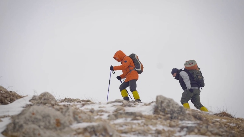 Зимний Трекинг по Самарской Луке