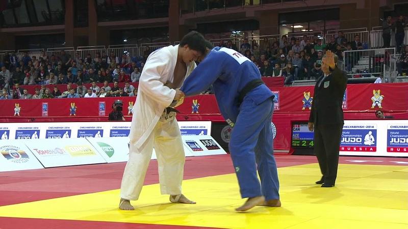 KYLE REYES CAN ELMAR GASIMOV AZE FINAL GRAND SLAM TYUMEN 2014