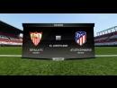 Ла Лига   Севилья -- Атлетико Мадрид   8 тур