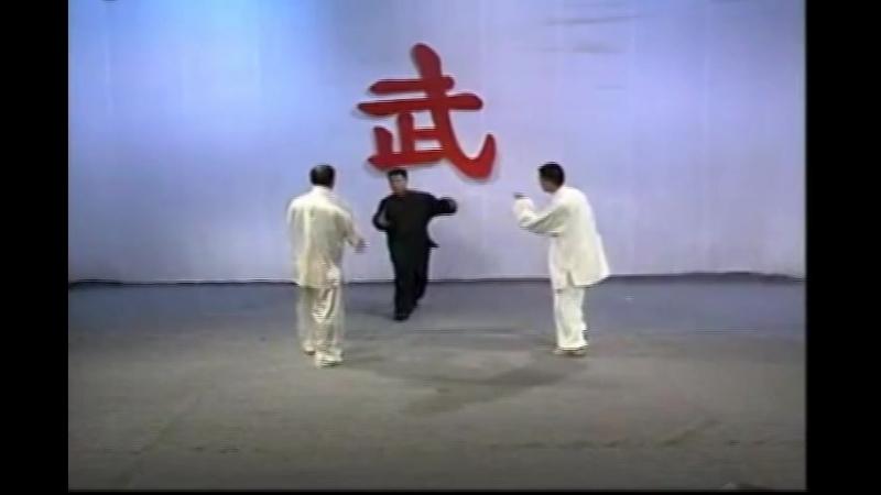 Обзор стиля ицюань в исполнении разных мастеров.