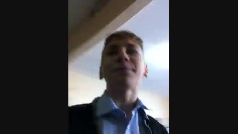 Вадим Буколов привет актёру Сергею Сергеевичу