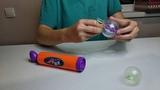 Конструктор из надувных шариков Onoies с насосом