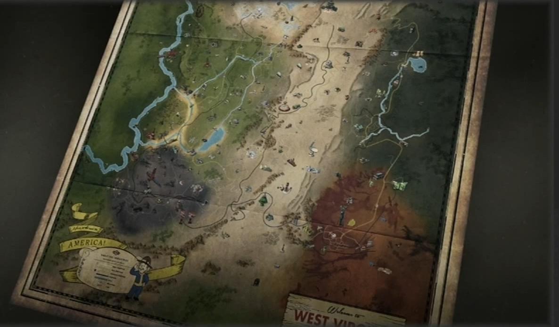 Добро пожаловать в Западную Виргинию Fallout76