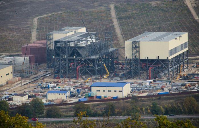 В ближайшие дни в Севастополе будет сильно шуметь строящаяся ТЭС