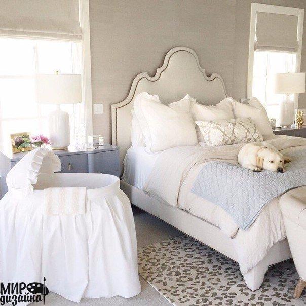Спальня мечты! (1 фото) - картинка