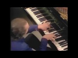 Glenn Gould - Johann Sebastian Bach, Chromatic Fantasia in D minor, BWV 903 - (HD)