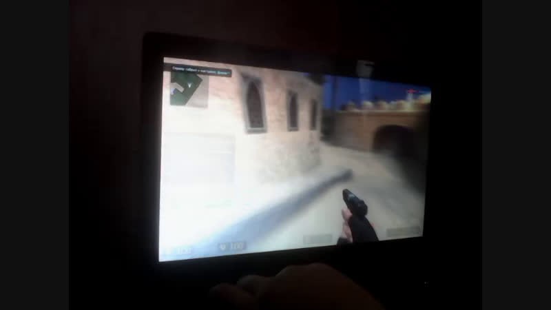 Стрим по Counter Strike Sours