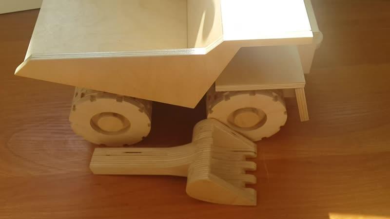 Заказ на самосвал ФАЗ с совком-ковшом