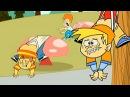 Капитан Фламинго - Во власти злобной обезьяны / В плену у жевательной резинки - Disn...