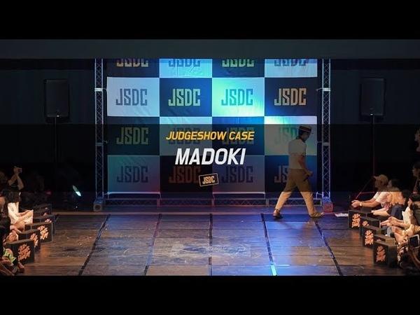 MADOKI   JUDGE SHOW   2018 JSDC KOREA