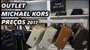 OUTLET da MICHAEL KORS dos ESTADOS UNIDOS ! PREÇOS 2017