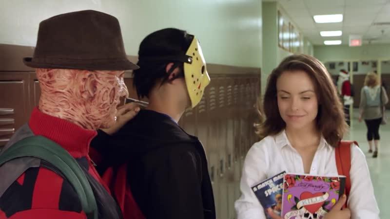 Common Shiners Social Mediasochist _ Teen Slasher Romantic Parody Music Video _