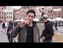 Со Чжи Соп: канал МВС берёт интервью у поляков на съёмках в Варшаве