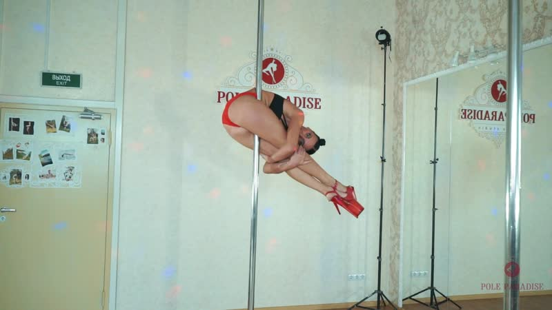 2nd Bday party🎂 of POLE PARADISE dance studio💃))my performance)