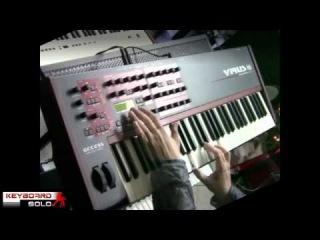Virus Kb performed by S4K ( space4keys synth demonstration )