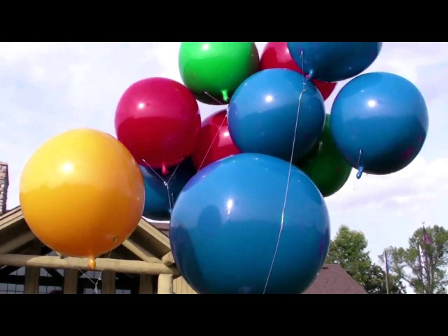 Jonathan Trappe Cluster Balloonist