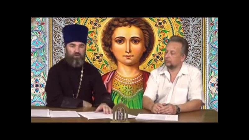 Святой великомученик и целитель Пантелеимон (из цикла Дорога к Храму)