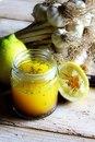Лимонный соус