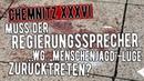 """Chemnitz: Druck wächst – muss Sabbel-Seibert wg. """"Menschenjagd""""-Lüge zurücktreten?"""