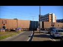 Spoorwegovergang Apeldoorn Osseveld Dutch railroad crossing
