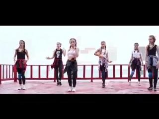 Школа Танцев Mad Place Сочи jazz-funk Маша Мирошкина