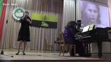 Новогодние встречи Музыка ретро Бендерская детская школа искусств 25 Декабря 2018 ч 2