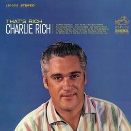 Charlie Rich альбом That's Rich