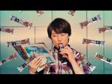 Японская Реклама - Шоколадный батончик Morinaga in Bar Protein