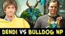 AdmiralBulldog picked his BEST hero vs DENDI — Natures Prophet