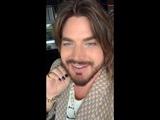 Live do Instagram com Adam Lambert - 080519