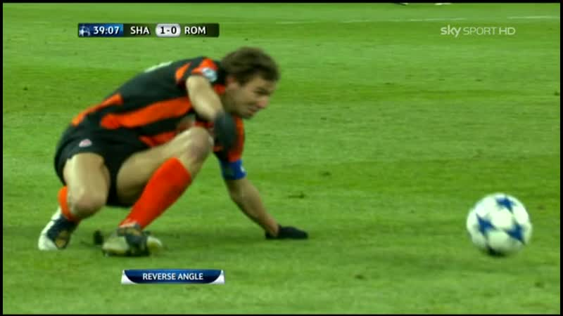 192 CL-2010/2011 Shakhtar Donetsk - AS Roma 3:0 (08.03.2011) HL