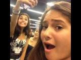 Madison en el concierto de Justin Bieber con Fans - Madison Beer Vine.