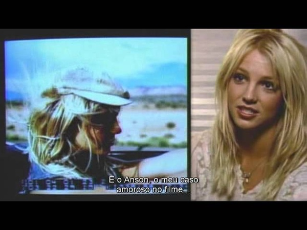Britney Spears - MTV Making The Video Im not a girl, not yet a woman [Legendado PT-BR] PARTE 22