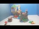 LEGO мультик автор дрон андрон а снимал Gleb Top LEGO