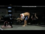 Bellator MMA Highlight_ Toby Imada vs Jorge Masvidal - Reverse Triangle Choke
