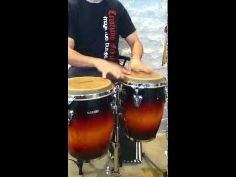 Drums and Mini Congas ( Naser Faris )