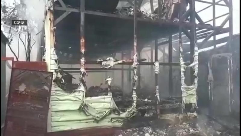 Смертельный самострой в Сочи: эвакуировать людей было невозможно