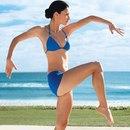 Йога: 8 упражнений для идеальных ног и ягодиц