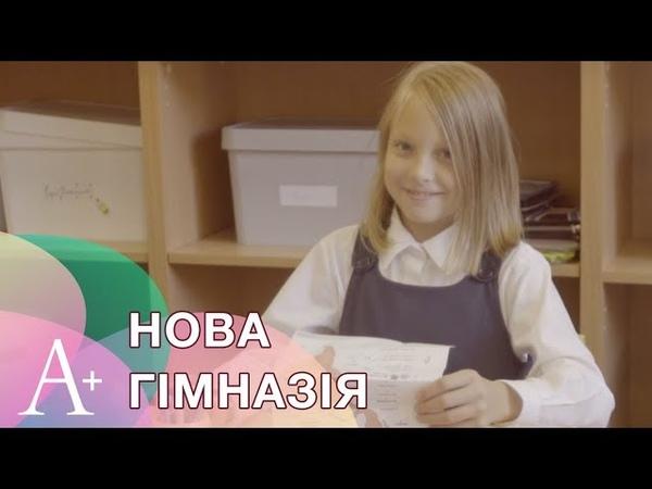 Гімназія А. Новий сучасний освітній заклад в Києві.