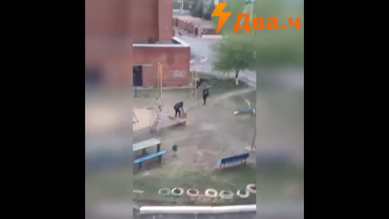 В Челябинске малолетние игиловцы устроили локальный теракт на детской площадке