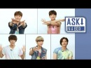 ASK IN A BOX Special B1A4비원에이포 _ Sit-Down Dancing제자리 댄스 Ver. 'SOLO DAY솔로데이' ENG SUB