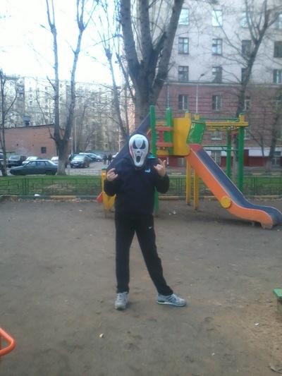 Илья Таловский, 30 июня , Москва, id113230709
