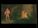 Tarzan és a Ganoderma Walt Disney Tarzan 1999 részlet