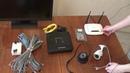 IP видеонаблюдение 2 Подключение IP камер через роутер