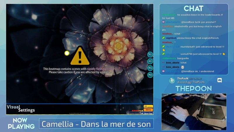 ThePooN | Camellia - Dans la mer de son [Maelstrom] 98.73 2616x 3xMiss 284pp 2