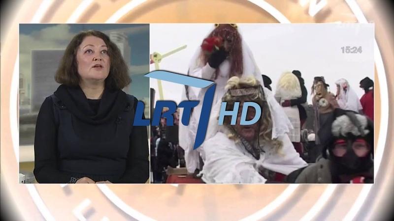 Užgavėnės kaip jas švenčiame ir kokios yra išlikusios tradicijos pokalbis studijoje HD 720p